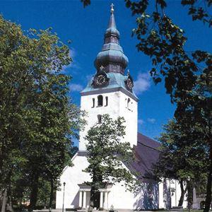 Jakobs kyrka i Hudiksvall