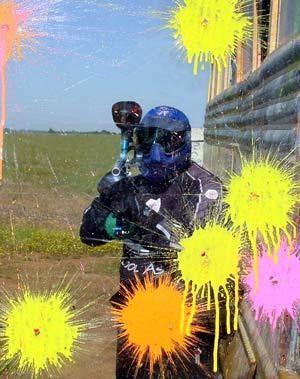 Paintball & Lasergame
