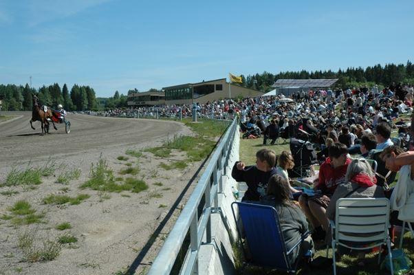 Hagmyren racetrack