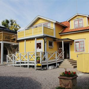 Epokgården vandrarhem i Öregrund