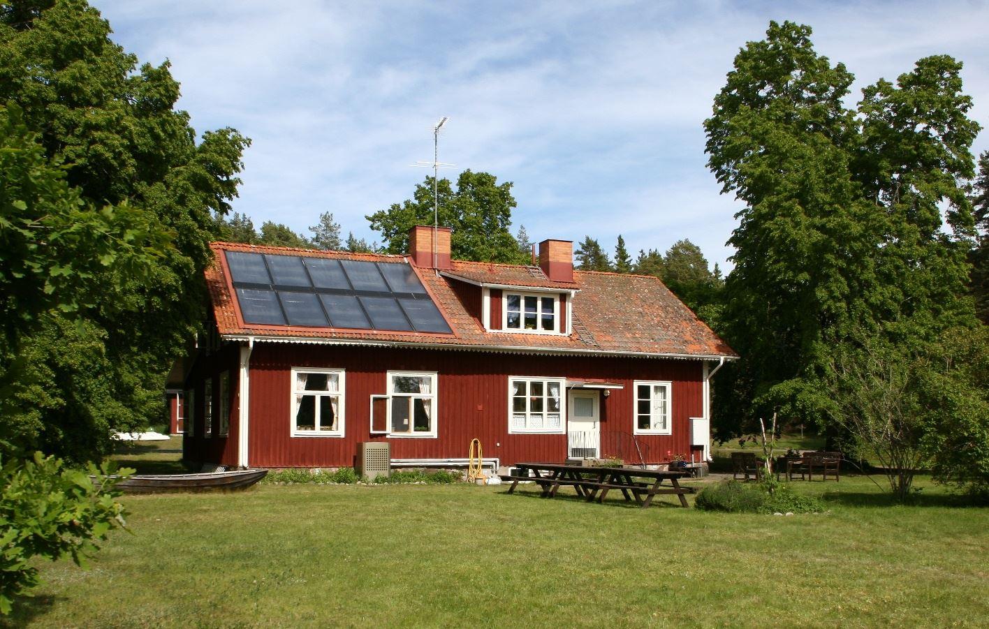 Hasselö SVIF vandrarhem i skärgården, Västervik