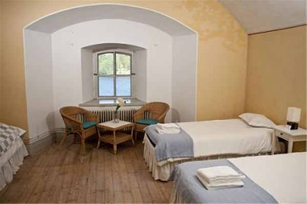 Kastellet Bed & Breakfast - Vaxholms kastell