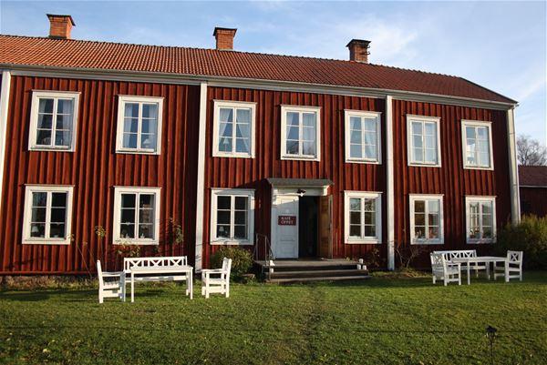 Frägsta Hälsingegård / Hälsingland Farmhouse