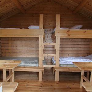 Sjönära stuga vid Långsjön, 8 bäddar, 19 m2