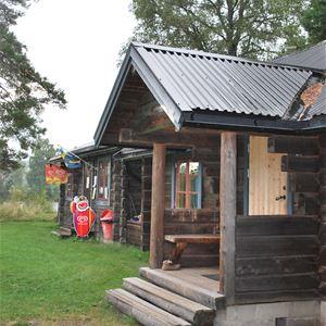 Campingstuga, Nås camping 2 bäddar.