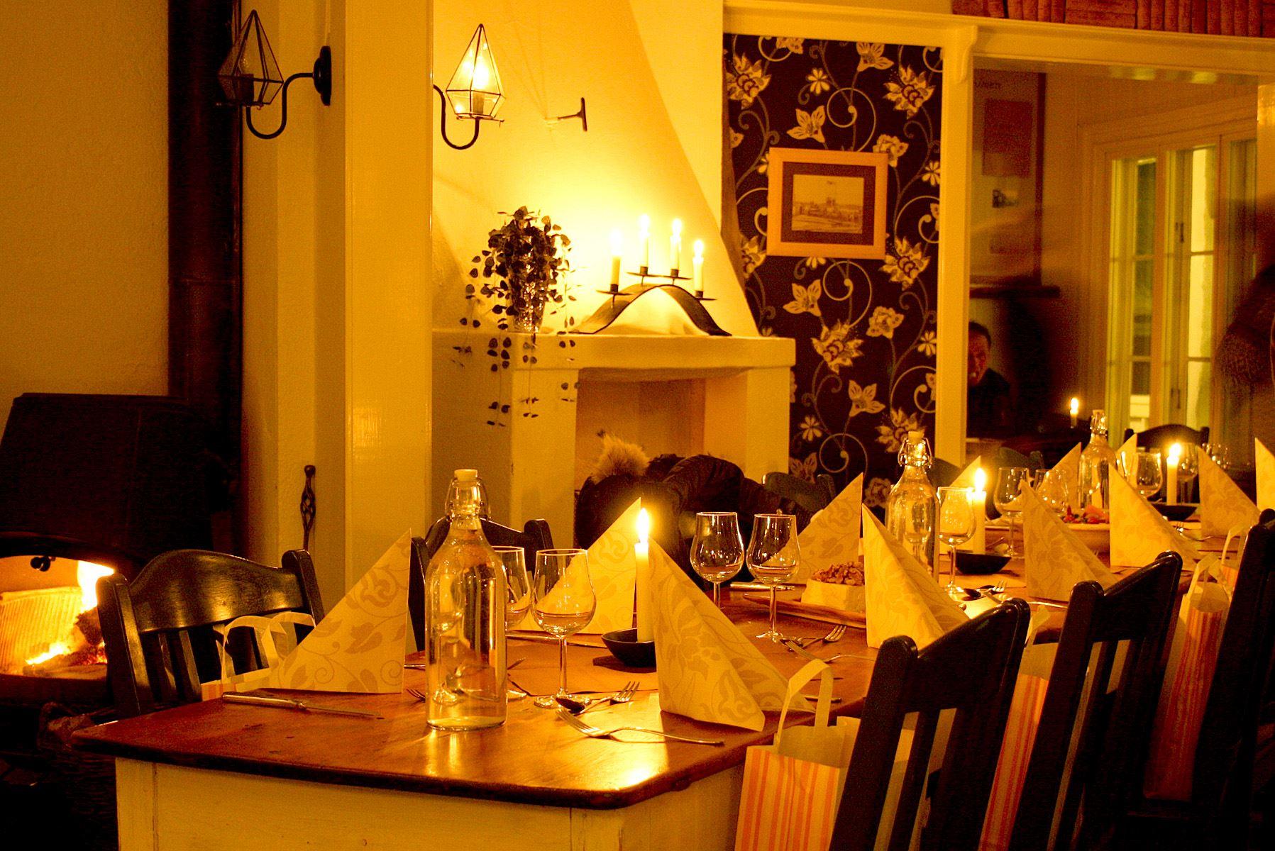 Kungsholmen Restaurang & Konferens Hälsingland