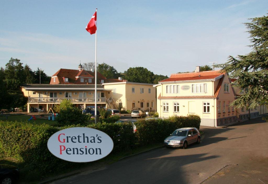 Grethas Pension