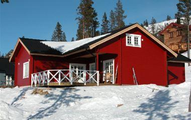 851 Dähliebyn, Idre Fjäll