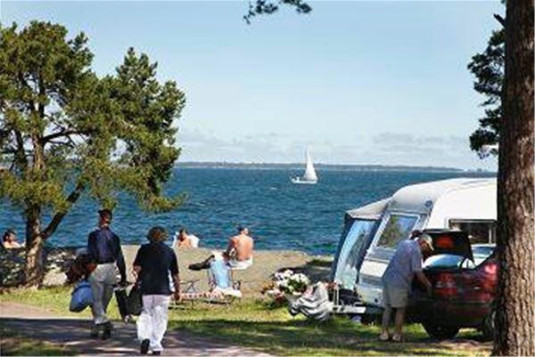 First Camp Gunnarsö/Camping