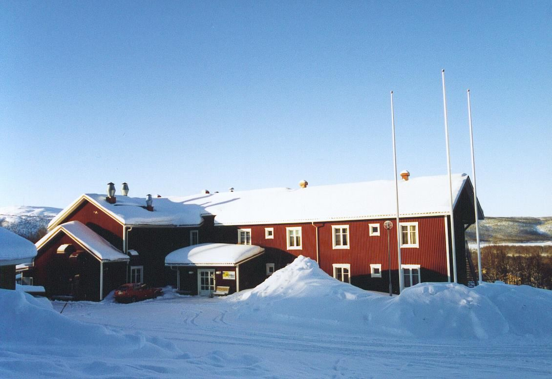 STF Hemavan Mountain station