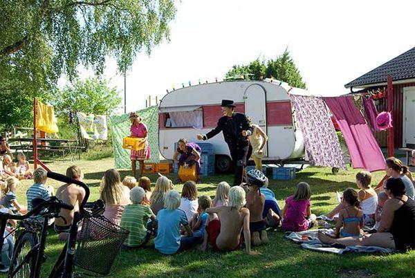 Tredenborgs Camping/Camping