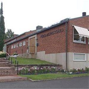 Östersunds församlingsgård (vid Stora Kyrkan)