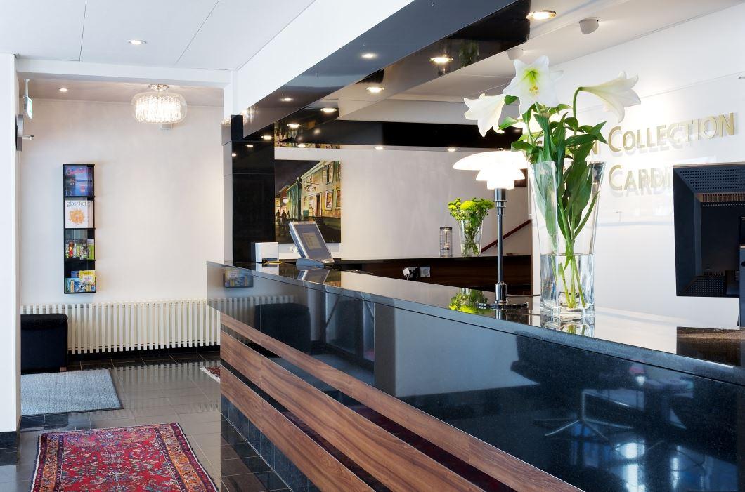 Clarion Collection Hotel Cardinal, Växjö