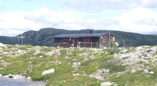 STF Storrödtjärn Mountain cabin
