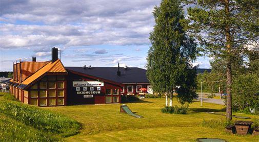 STF Åsarna Vandrarhem