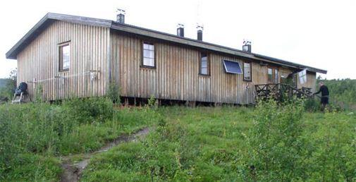 STF Serve Mountain cabin