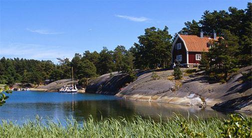 STF Stora Kalholmen Vandrarhem