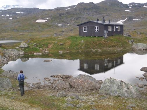 STF Hukejaure Fjällstuga
