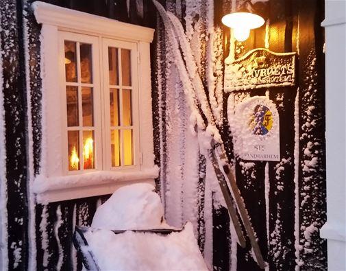 STF Tänndalen/Skarvruet Vandrarhem