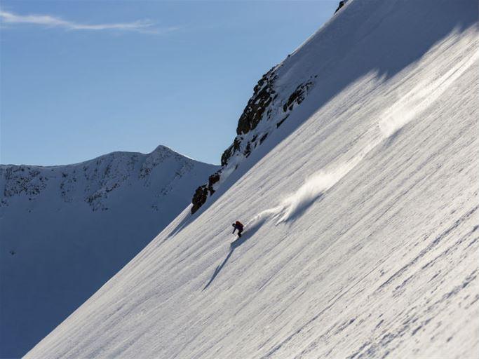 Skitouring Sylarna