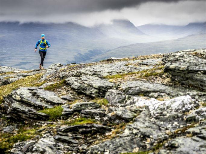 Jämtlandsfjällen Trail