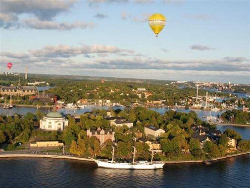 STF Stockholm/af Chapman Vandrarhem (båten)
