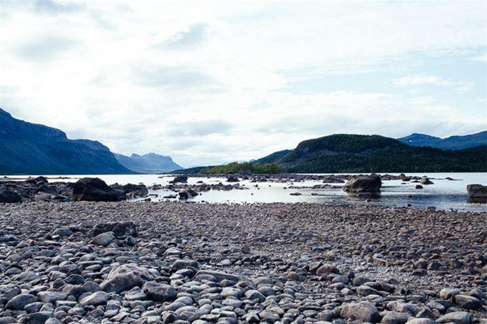 Laponia - Dagstur till Stora Sjöfallet