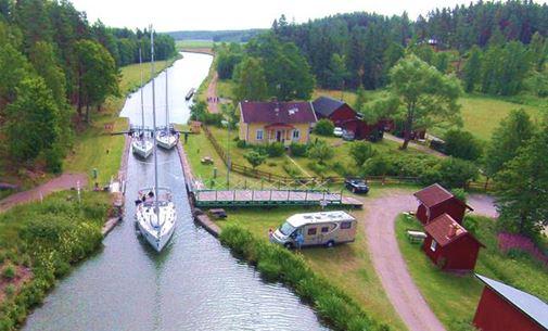 STF Brådtom sluss/Göta kanal Vandrarhem