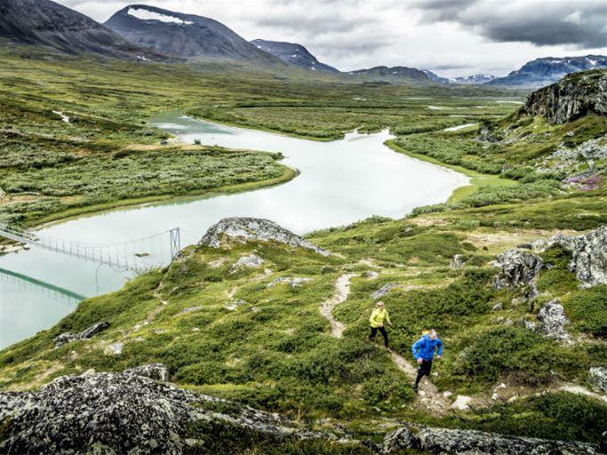 Första Fjällöpningen - Laponia