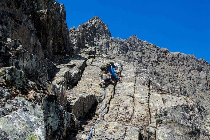 Kebnekaise Alpin klätterkurs