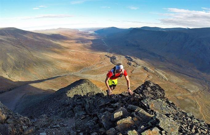 Trailrunningvecka - Kebnekaise